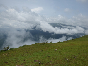 An excuse to escape into nature's nest: GhatiKallu, Chikmagalur