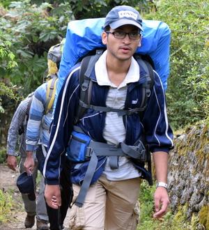 Chandramauli Singh Travel Blogger