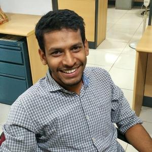 Pratik Pattanayak Travel Blogger