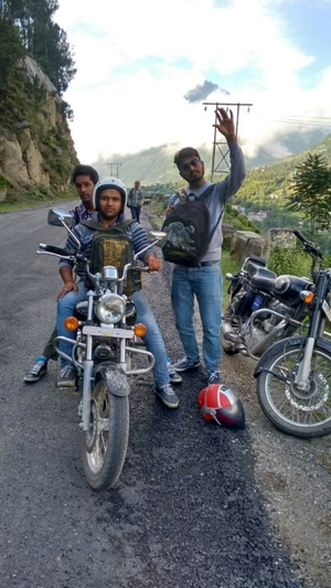 Road trip to Kasol and Keylong