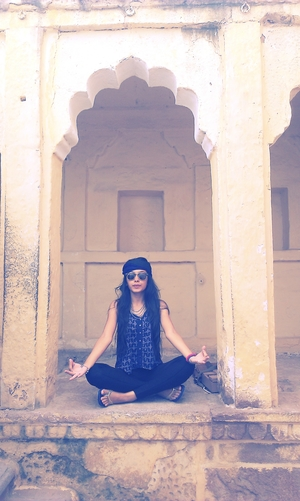 Aarshna Mehta Travel Blogger
