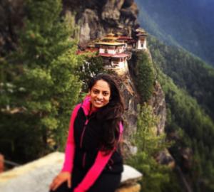 Vandana Vijay Travel Blogger