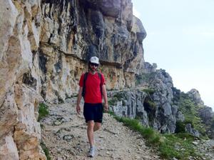 Hiking in Italy: Strada Delle 52 Gallerie