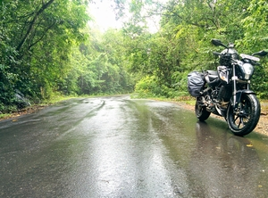 Beauty of Western Ghats – A Ride Through