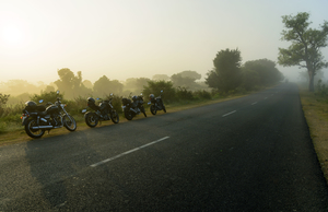 For the love of roads - BR Hills and KGudi