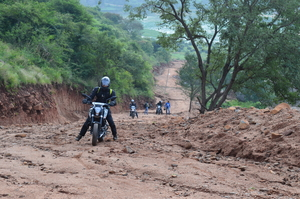 Narayanagiri Hill - Ride and Trek - Offroad fun