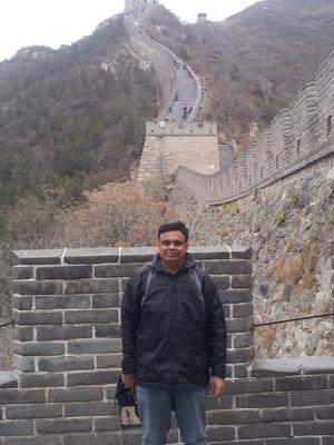 Arvind Kamath Travel Blogger