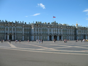 St.Petersburg: The Venice of North