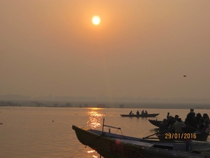 Varanasi- Where Life And Death Meet