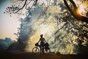 """Journey to self"": Solo bicycle ride to Kanyakumari"