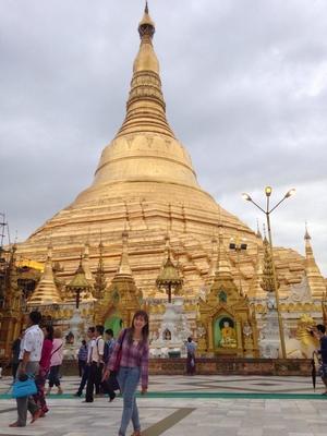 2 days at Yangon, Myanmar