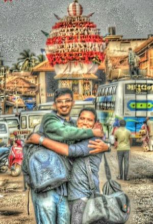 Paudan Jain Travel Blogger
