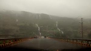 Khandala in Monsoons