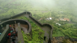 Finding peace in Lohagad