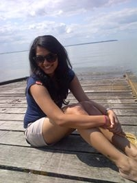 Anuja Gangan Travel Blogger