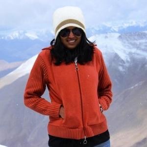 Nupur Pradhan Travel Blogger