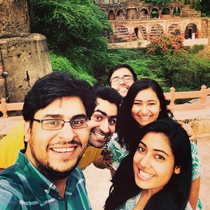Day trip to Neemrana