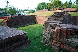 Chandraketugarh - Heritage Village of West Bengal