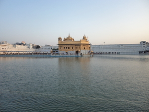 The Golden Temple and Jallianwalahbagh!