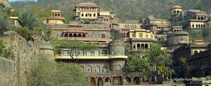 Weekend getaway from Delhi-Neemrana Fort Palace