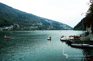 Road trip to Nainital & Kausani