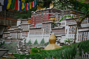 Bylakuppe: Little Tibet In South India Too That's Just As Pretty As The One In Dharamshala
