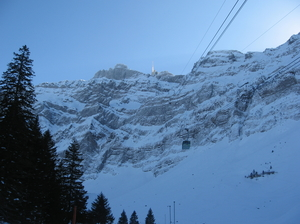 Top of Alpstein (Säntis)