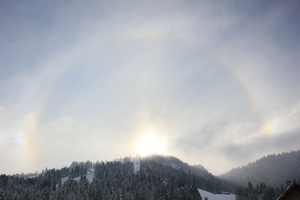 In the Land of Circular Rainbows