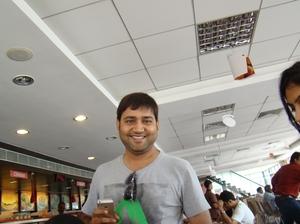 Balmukund Shah  Travel Blogger