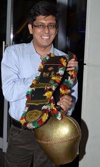Sarat Parsan Travel Blogger