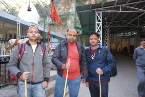 Pilgrimage to the abode of Mata Vaishno Devi