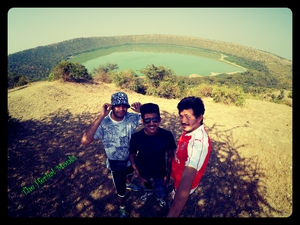 Lonar - The Crater Lake