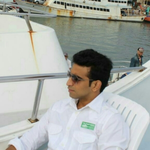 Kshitij Parmar Travel Blogger