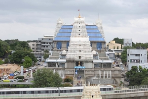 ISKCON TEMPLE IN BANGALORE