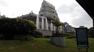 ISKCON TEMPLE IN BANGALORE