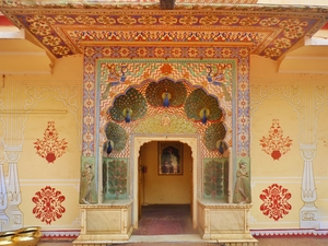 Palaces and forts of Jaipur and Jodhpur