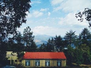 On the Hippie Trail: Kasar Devi, Uttarakhand
