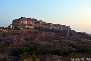 Our Beautiful Days: Meandering Around Mehrangarh Fort