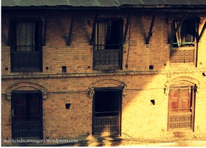 Solitary In Nepal - BHAKTAPUR