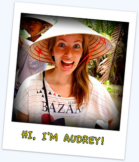 Audrey Bergner Travel Blogger