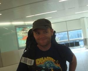 Justin Morris Travel Blogger