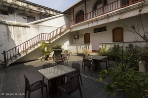 Pondicherry ~ the French boulevard town in India