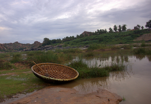 Boulders and Bananas of Hampi