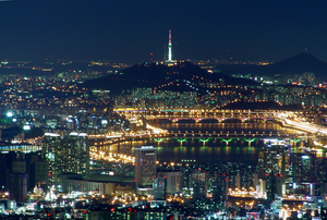 The heart of South Korea- Seoul