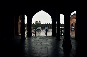 Finding Stories: Agra