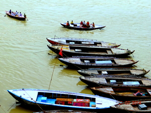 Benaras and Back
