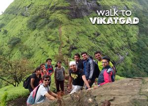 A Walk To Vikatgad