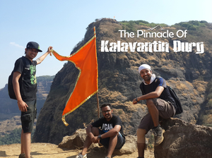 Pinnacle Of Kalavantin Durg