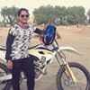 Rider Ritu Kaur Travel Blogger