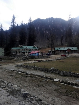 How one landslide brought me to an unexpected destination – Manali